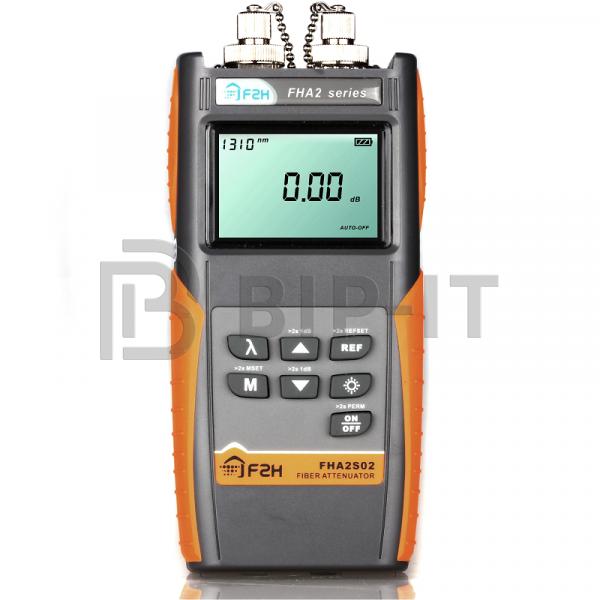 Grandway FHA2S01 - оптический аттенюатор, 0 - 80 дБ