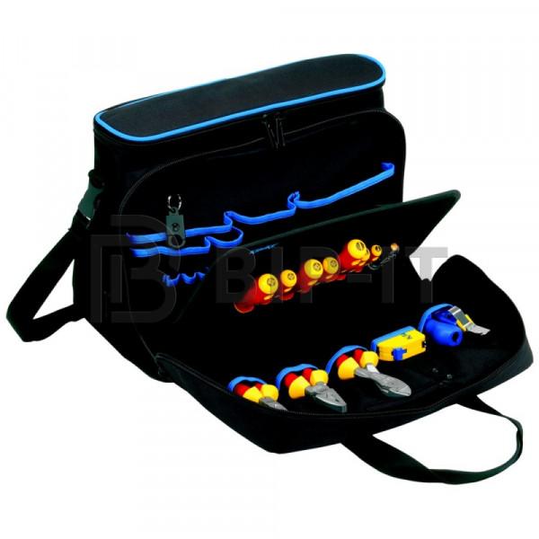 Набор инструментов 15 предметов в профессиональной сумке KL905B15