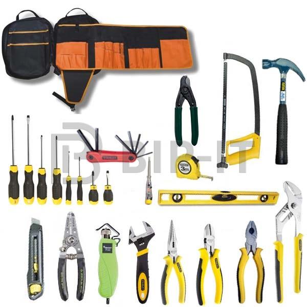 Набор профессионального ручного инструмента SK-24-2 - универсальный (в рюкзаке)