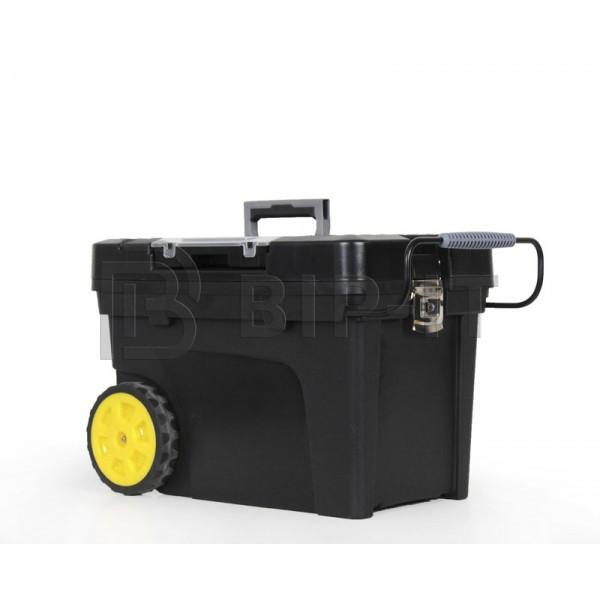 """Ящик с колесами инструментальный """"stanley mobile contractor chest"""" пластмассовый"""