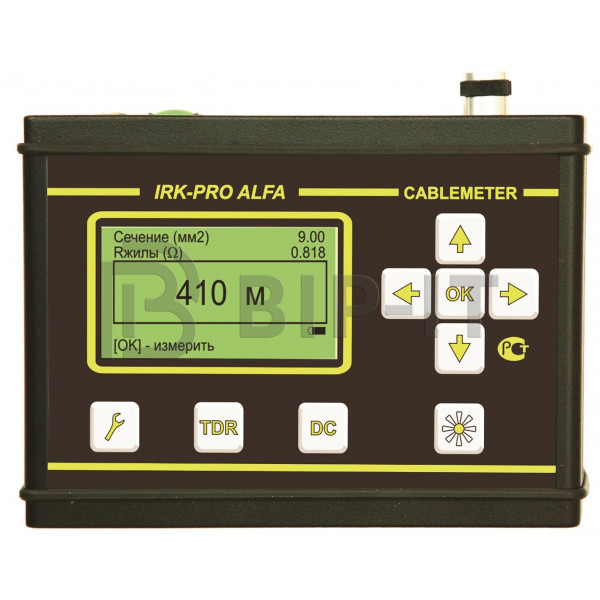 Прибор для измерения длины кабеля CableMeter