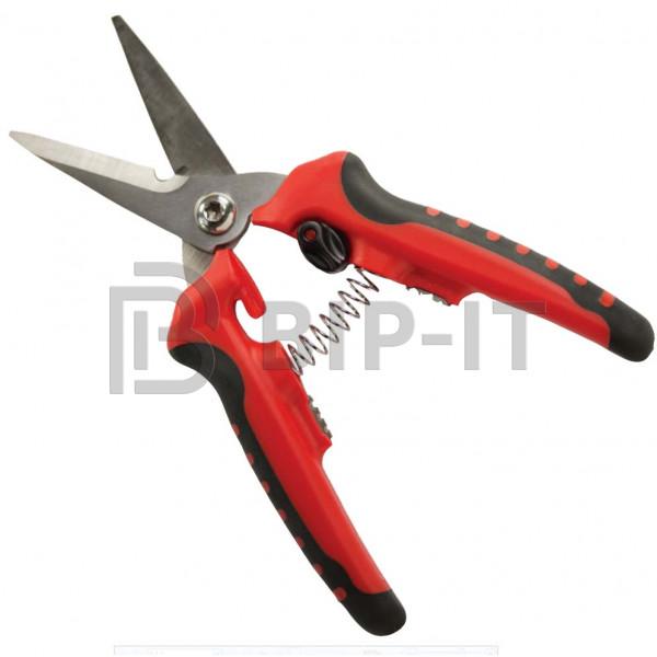 Jonard JIC-183 - ножницы для тяжелых условий работы со стриппером 1, 1.5, 2 мм.