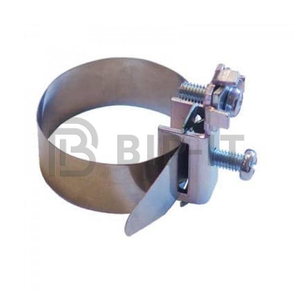 Хомут заземления, диаметр 10 - 30 мм
