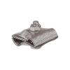 Зажим соединительный круглого проводника 8-10 мм, оцинк.