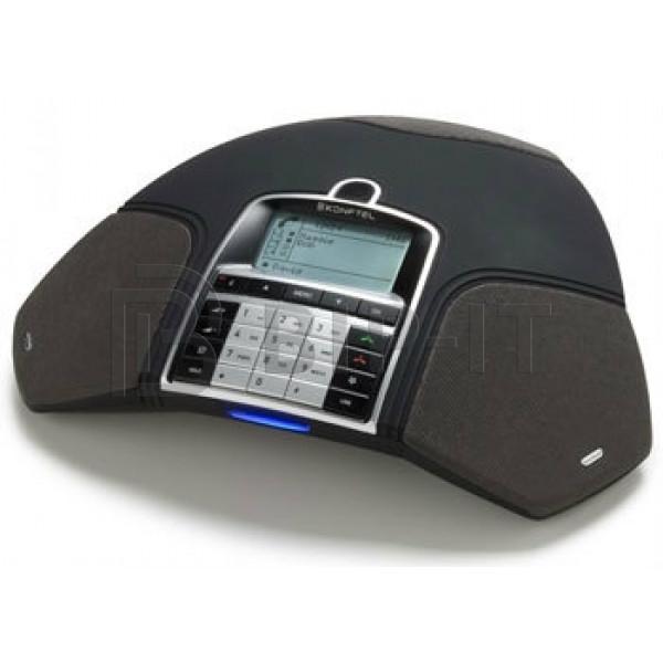 Konftel 300IP POE, SIP конференц-телефон, ЖКД, русифицированное меню, запись на SD-карту, WEB-интерфейс, питание POE