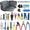 Набор инструментов для монтажа магистрального оптического кабеля SK-VOLS-PROF-M