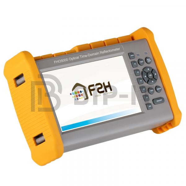 Оптический рефлектометр FHO5000-TC35F 1310/1550/1650 (фильтр) нм, 35/33/31 дБ, VFL, PM, LS, TS, FM