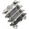 GALMAR Зажим к молниеприемникам GL-2110X для токоотводов (нерж. сталь)