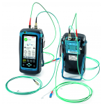 Тестер WireXpert 500-MMEF - для сертификации оптического волокна, Многомод 850/1300 нм (Encircled Flux)