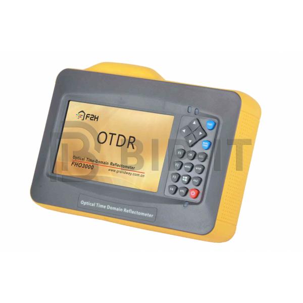 Оптический рефлектометр FHO3000-D35 1310/1550нм, 35/33дБ, VFL, PM, TS