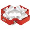 Katimex 4-х роликовая направляющая система. Мах ?40мм (220мм?180мм?55мм)