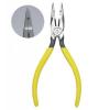 Jonard KS21257L3 - длинногубцы с кусачками и отверстием для снятия изоляции с провода 0,7 мм (16,5 см)