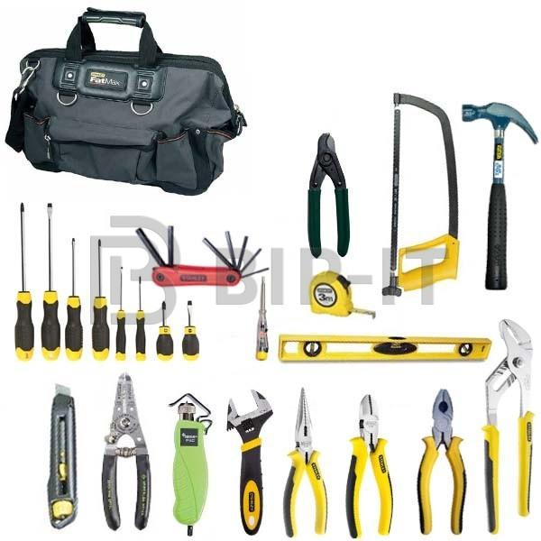 Набор профессионального ручного инструмента SK-24-1 - универсальный (в сумке)