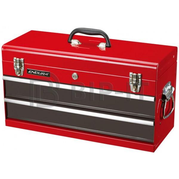 Ящик для инструмента Endura E8155 (сталь; 534x218x288 мм)