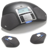 Konftel 300, ТА для конференц-связи, ЖКД, русифицированное меню, USB, слот для SD-карты