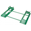Greenlee платформа для катушек 533-1067мм