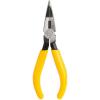 Jonard JIC-21257 - длинногубцы с кусачками и отверстием для снятия изоляции с провода 0,7 мм (17,5 см)