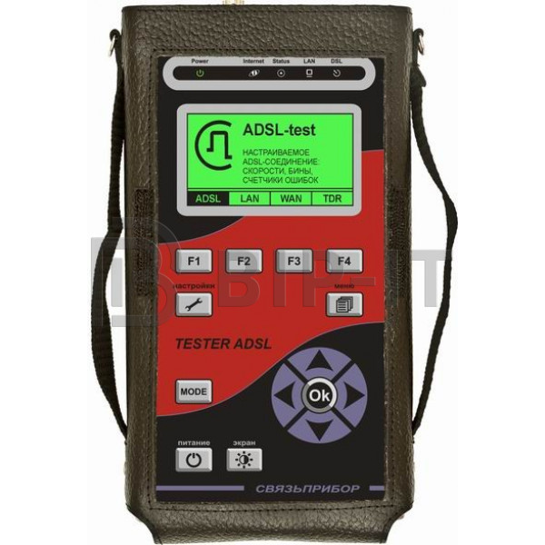 Анализатор TESTER ADSL с опцией рефлектометра