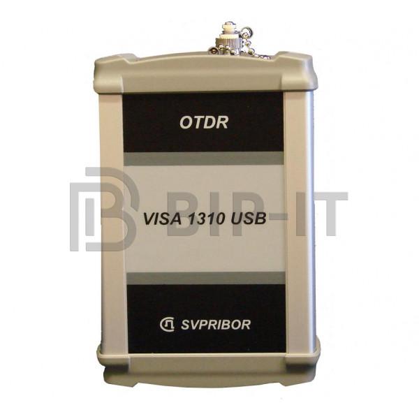 Оптический рефлектометр OTDR VISA USB 1310/1550 с оптическим модулем М1