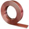 Полоса GALMAR омедненная стальная (40*4 мм; бухта 20 метров)