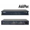 ADD-AP2620-1E1 Шлюз VoIP 1 слот для модулей AP-FXS/FXO4/APVI-1E1, 1xE1 (ISDN PRI), 2x10/100TX