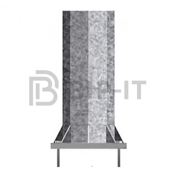 GALMAR Фундамент для молниеприемника-мачты G21107 (оцинкован. сталь)