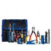 Jonard TK-160 - набор инструмента для оптоволокна с очистителями 1,25 и 2,5 мм и VFL