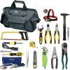 Набор профессионального ручного инструмента SK-17 полный - для кабельщика-спайщика