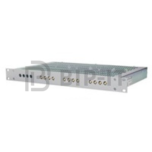 "Ateus chassis - шасси для 19"" стойки, 3 U size,  PS (12V), scalable from 1 to 12 GSM channels"
