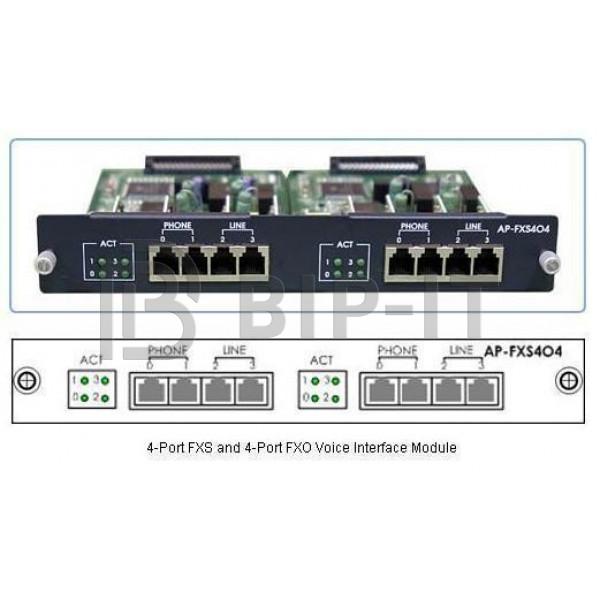 ADD-AP-FXO8 (For AP2120/AP2640/AP2650), модуль