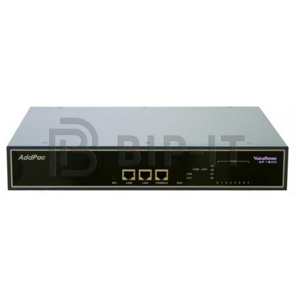 AP1800-1E1 Цифровой VoIP шлюз 1E1(30CH) & 2x100TX Eth