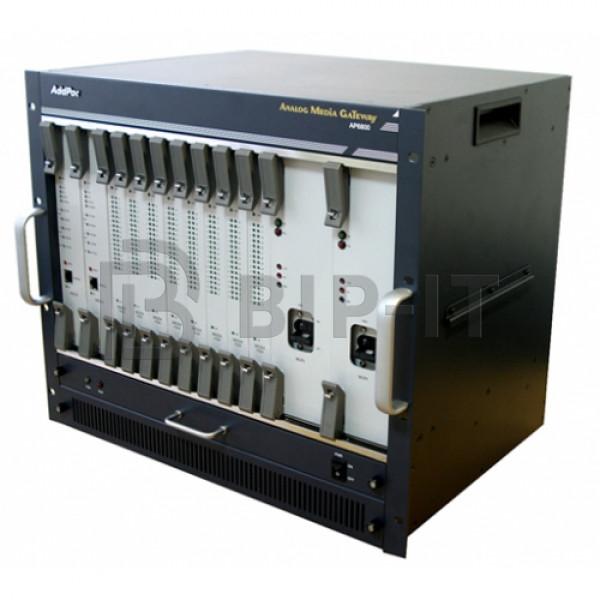 ADD-AP6800A (256 FXO, 4x10/100/1000 Mbps ETH)
