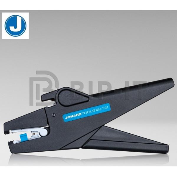 Jonard WSA-1024 - инструмент для снятия изоляции с провода 0.25 - 6 мм2