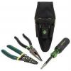 Greenlee набор инструмента 4 предмета