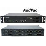 Шлюз VoIP ADD-AP2650-32O, укомплектованный 4 модулями FXO8, 32FXO, 2x10/100TX ETH, 2U, дублированный БП
