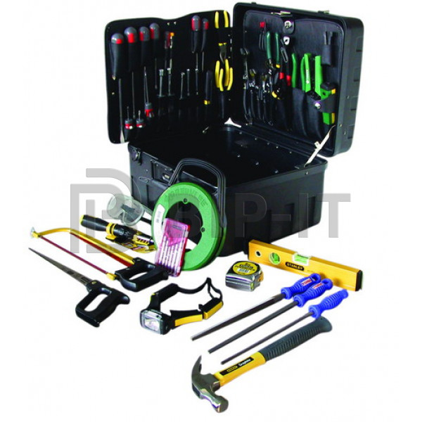 Набор профессионального ручного инструмента SK-51 - универсальный (в чемодане)