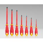 Jonard TK-110INS - набор изолированного инструмента до 1000 В (11 предметов в чехле)