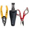 Jonard TK-350 - набор: стриппер для оптоволокна JIC-375, ножницы JIC-186, чехол