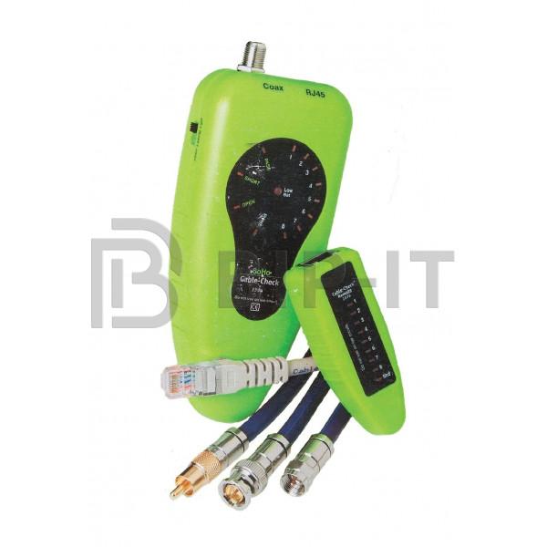 Кабельный тестер LAN & A/V Cable-Check